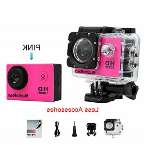 Kids Children Underwater Action Camcorder