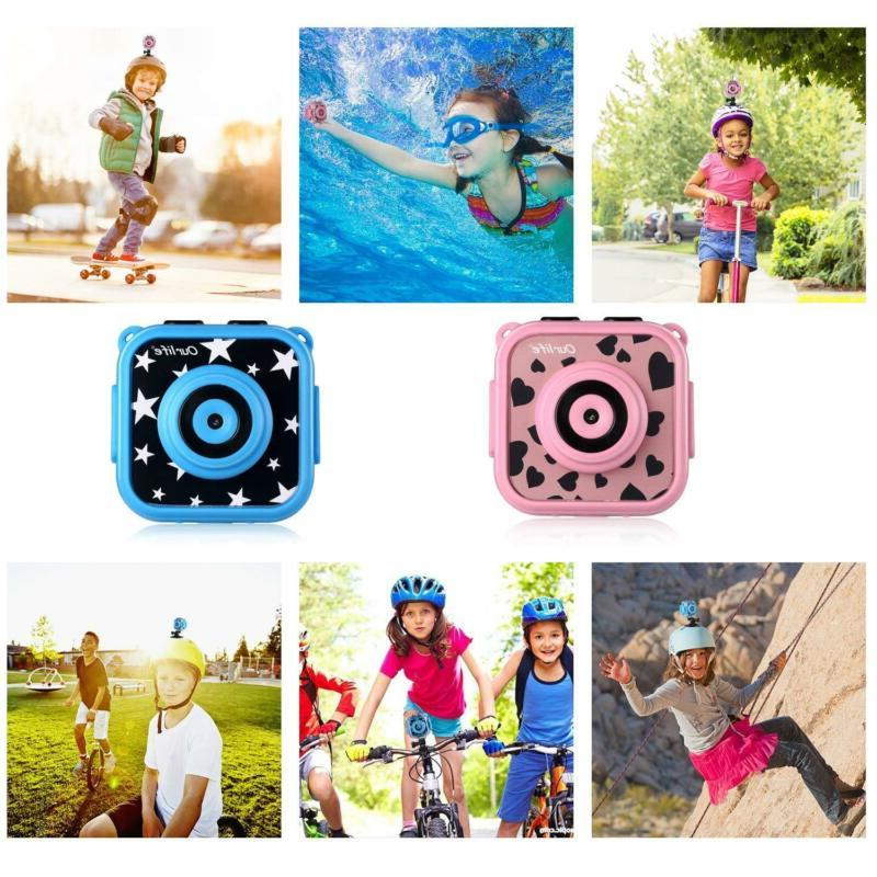 Ourlife Kids With Video Recorder Includes 8Gb
