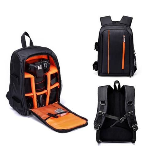 Large Bag Waterproof Padded Case Canon
