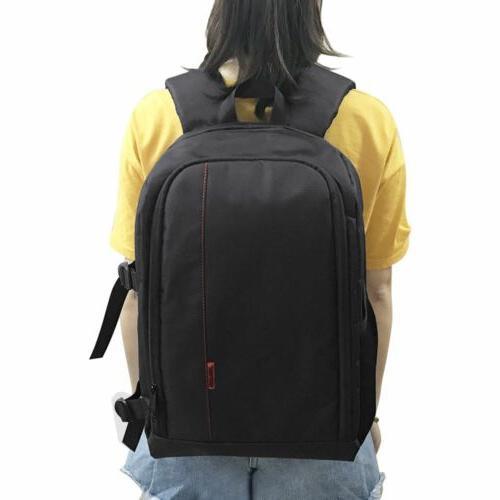 Large Camera Backpack Laptop Bag/Case for Canon Nikon