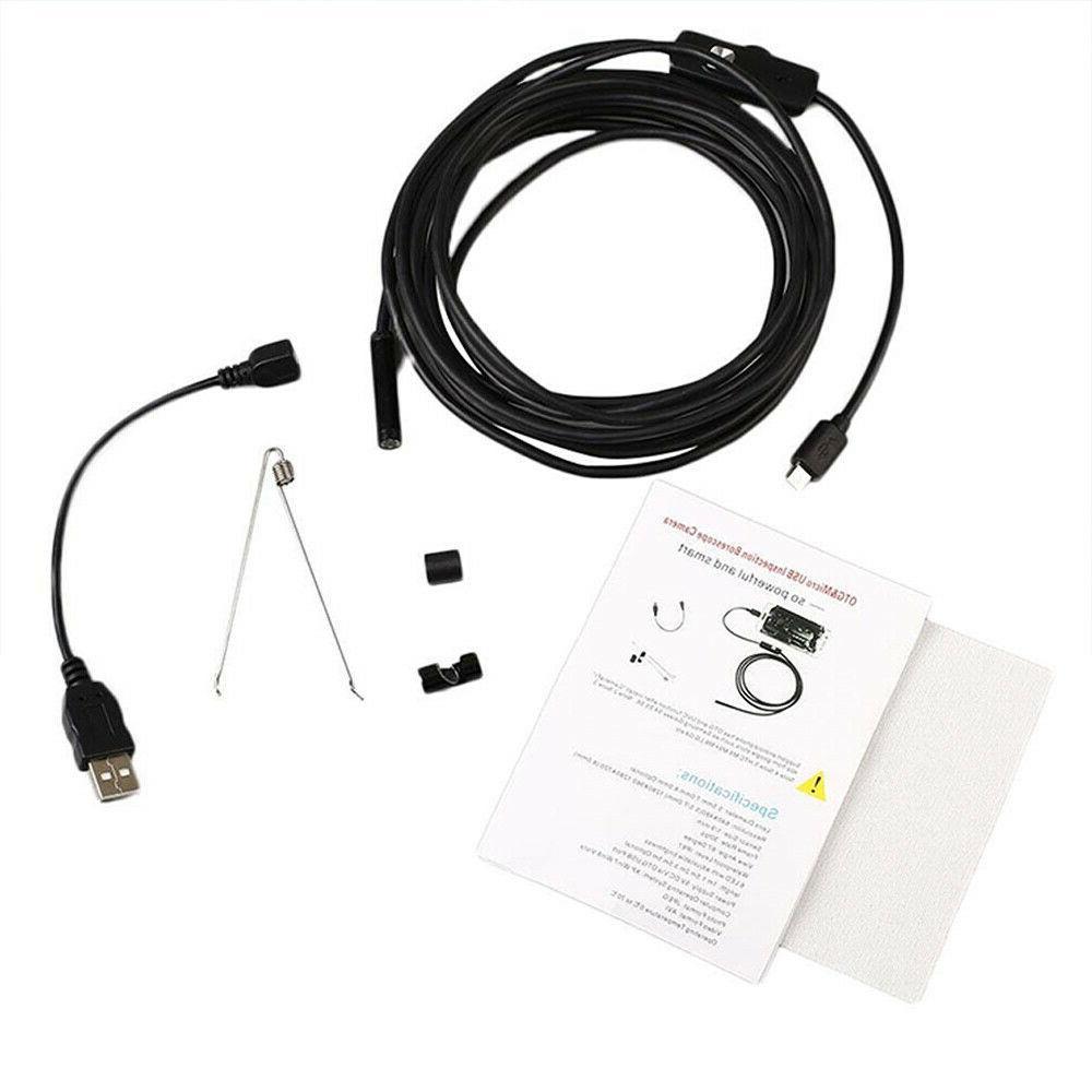Micro USB Endoscope OTG Smart