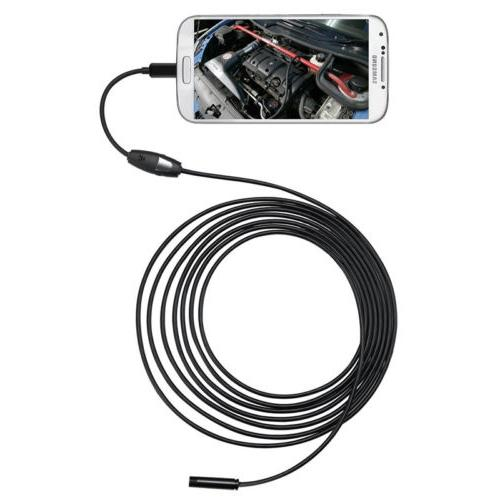 USB Type Waterproof Endoscope for G6 V2