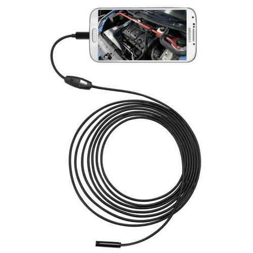 5.5mm Waterproof Inspection Camera Endoscope