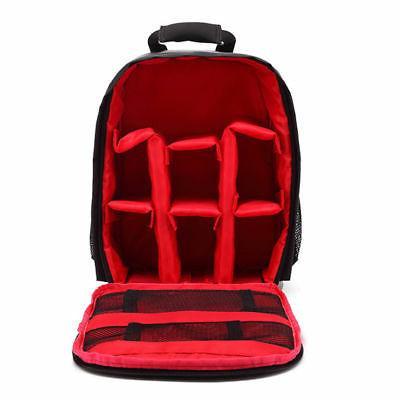 Multi-Function DSLR Camera Shoulder Bag for Canon