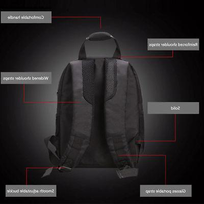 Multi-Function DSLR Shoulder Case for Canon Nikon