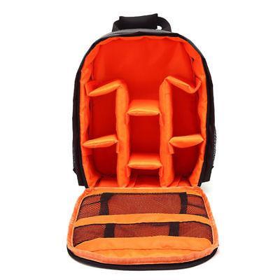 Multi-Function DSLR Waterproof Camera Shoulder Backpack Case for Canon