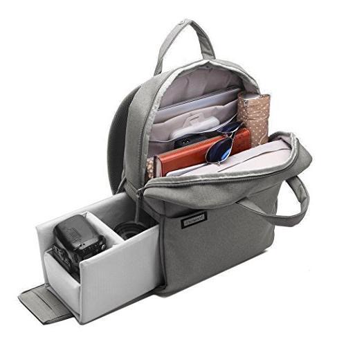 multifunction dslr slr bag tablet