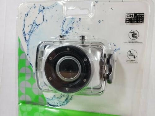 New! Action Waterproof -