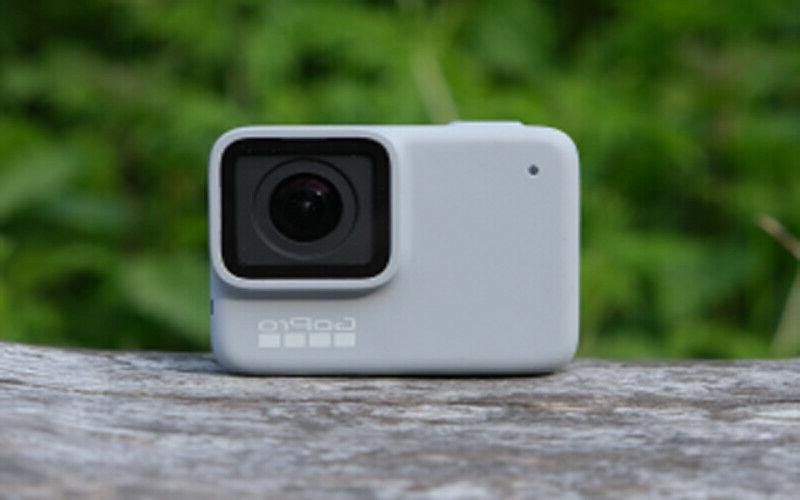 White Action Touchscreen 1080p 10MP