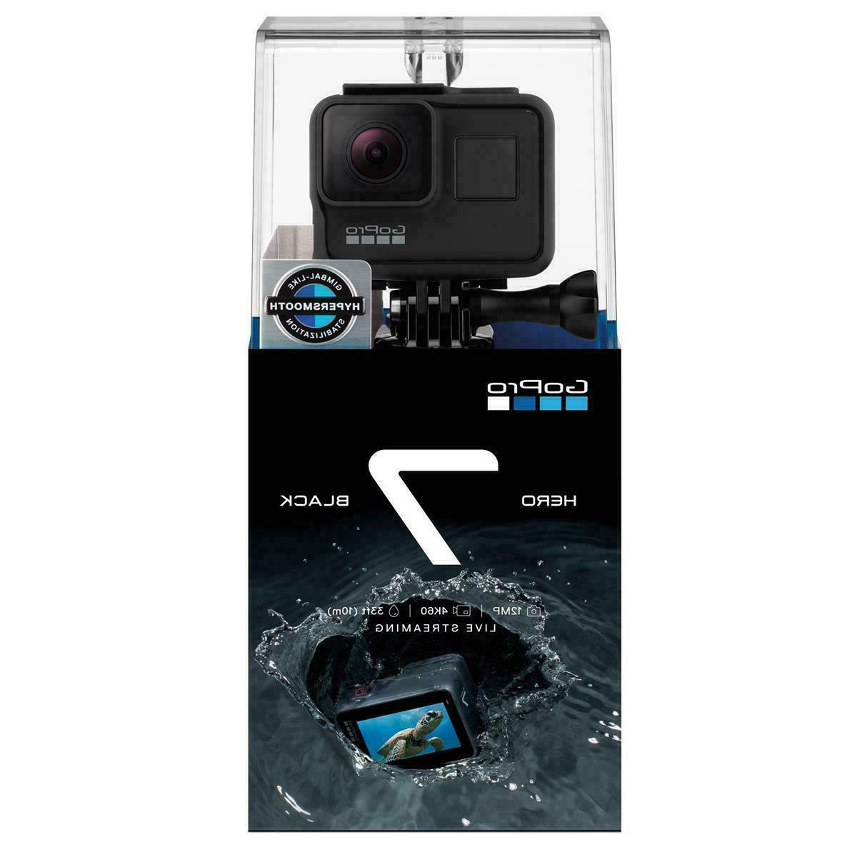 NEW 4K Touch-Screen Action Camera
