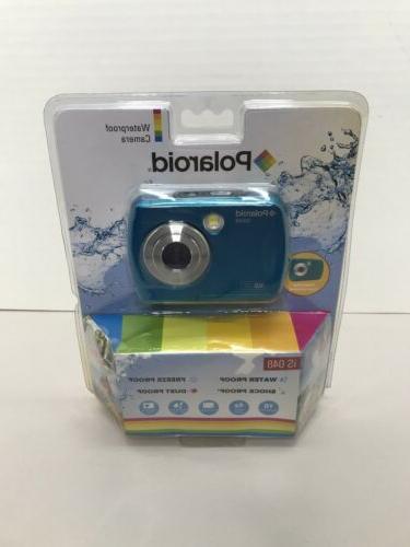 new iso48 16mp waterproof digital camera teal