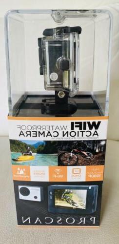 New Proscan Digital Waterproof Action Go Pro New NIB