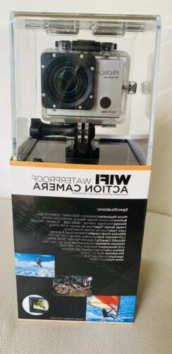 New Proscan Digital WIFI Waterproof Action Camera PAC2501 Go
