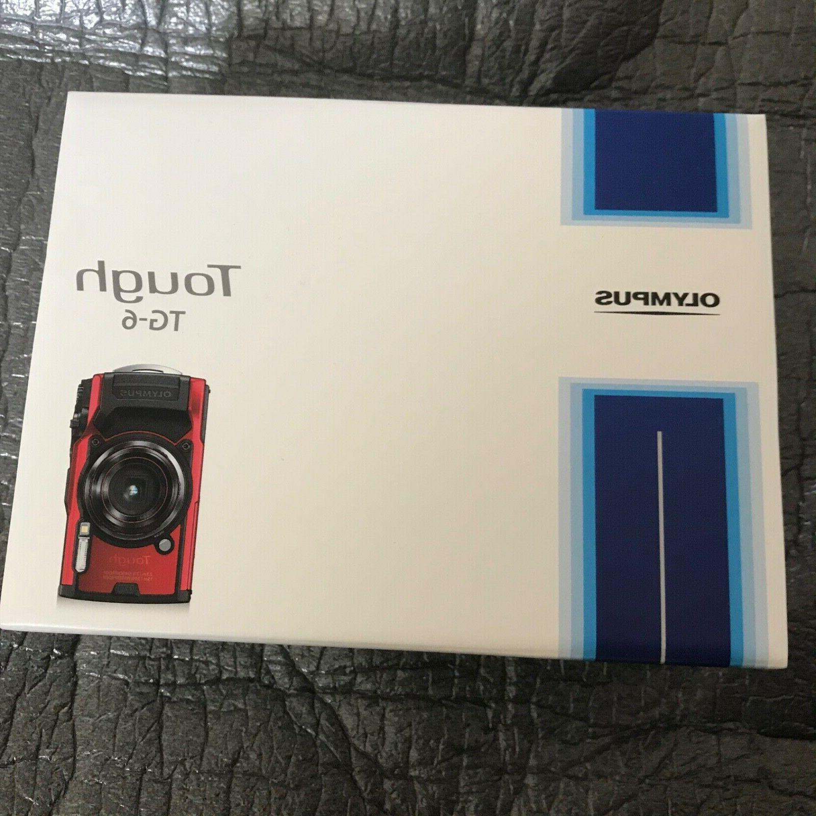 new tough tg 6 digital camera waterproof
