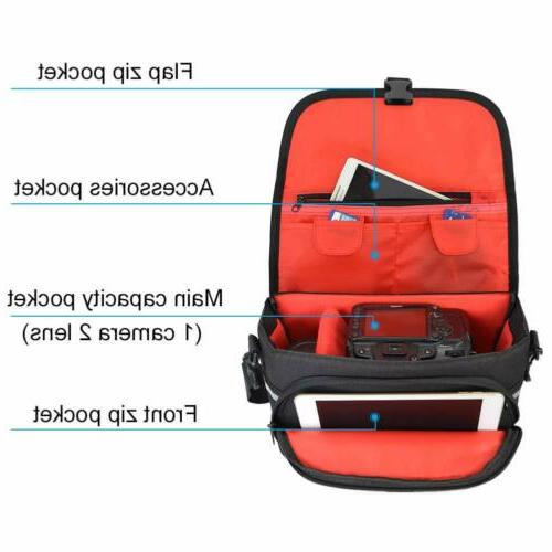 NEW Waterproof Camera Bag Messenger Bags