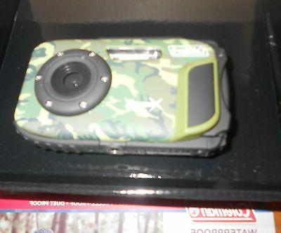 New Waterproof Still & Video Camera Camouflage Xtreme3