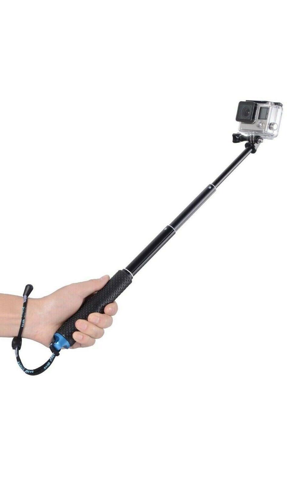 new waterproof extension pole selfie stick monopod