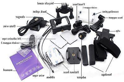 New Sports DV 1080P HD Video Action Camera Cam