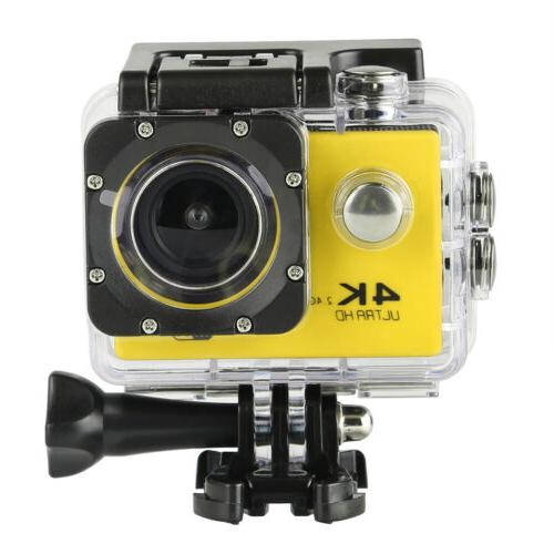 Outdoor 2inch Waterproof Photography DV DE