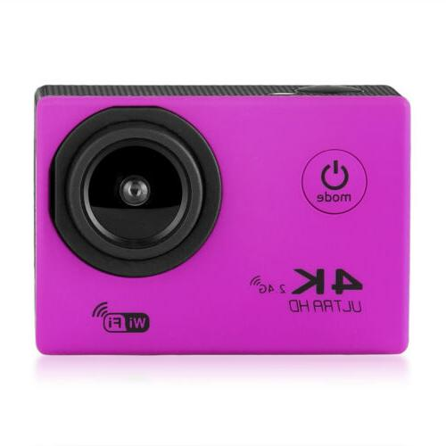 Outdoor 2inch Waterproof Sports Photography DV