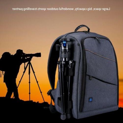 PULUZ Outdoor Dual Shoulders Camera Bag