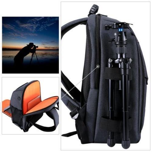 PULUZ Outdoor Dual Backpack Bag