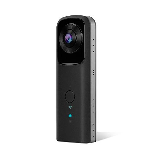 YUNTAB 360-Degree Panoramic WiFi 2.0The Aperture Video Two Lens VR