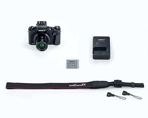 Canon PowerShot G1 X Mark III - Wi-Fi Enabled