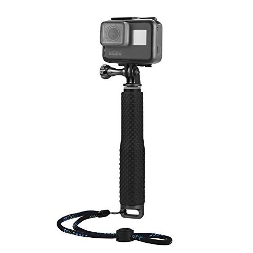 selfie stick aluminium waterproof telescopic