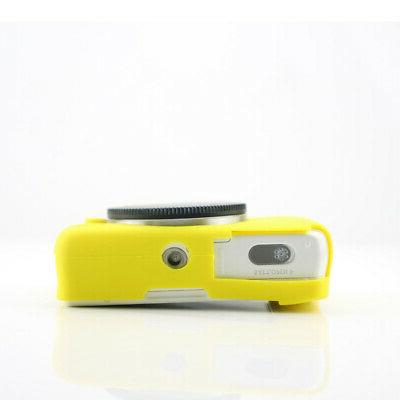 Silicone Fashion Camera Cover Waterproof Case Full Body for