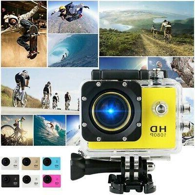 hd waterproof sports action camera sj9000 wifi