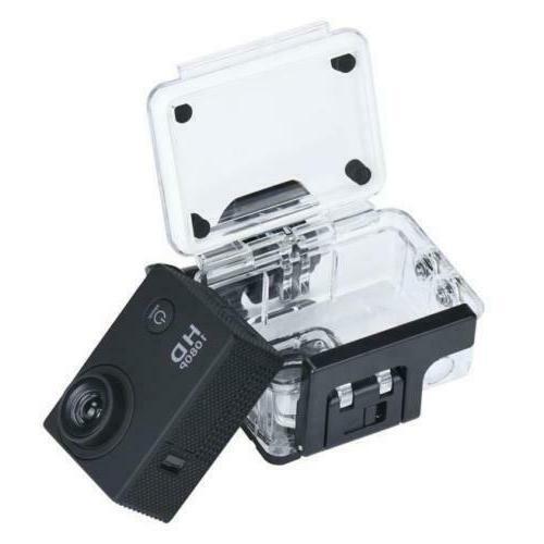 SJ5000 12MP Ultra HD 1080P Action Sports DV Camera Cam