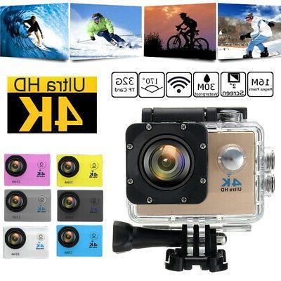 SJ9000 HD Ultra Sport Action DVR WiFi Waterproof US