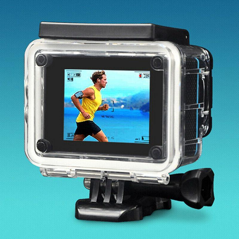 SJ9000 4K Camera Sport DVR Helmet Remote