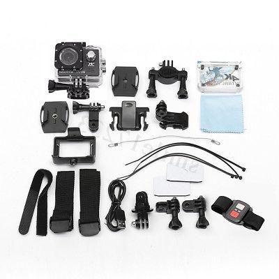 SJ9000 4K HD 1080P Wifi Action Camera Camcorder Remote