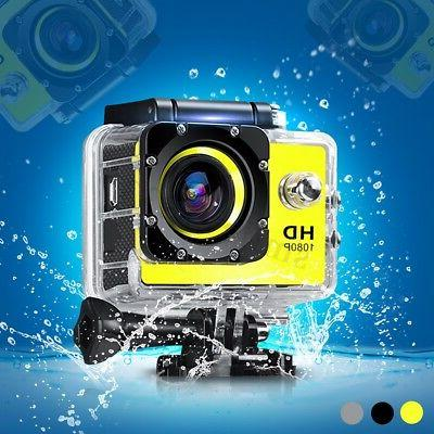 SJ9000 HD 1080P Waterproof