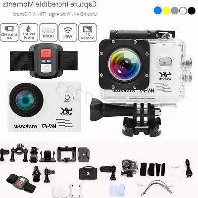 sj9000 4k ultra hd 1080p wifi waterproof