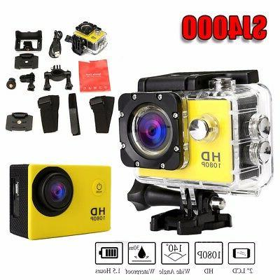 SJ9000 1080P 4K Ultra HD Sport Action Camera DVR Cam Waterproof
