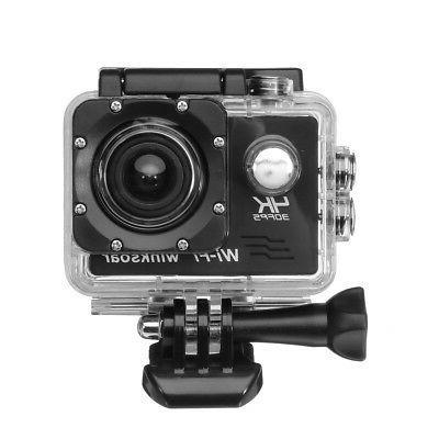 SJ9000 4K Ultra HD Sport Camera Cam Waterproof