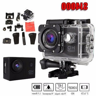 SJ9000 4K Ultra Sport Action Camera DVR Cam Waterproof