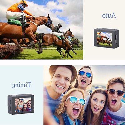 SJ9000 Wifi 4K Ultra HD Camera DVR Cam Waterproof