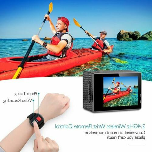 SJ9000 Wifi Ultra HD 16MP Waterproof 30M Action Sports Camcorder