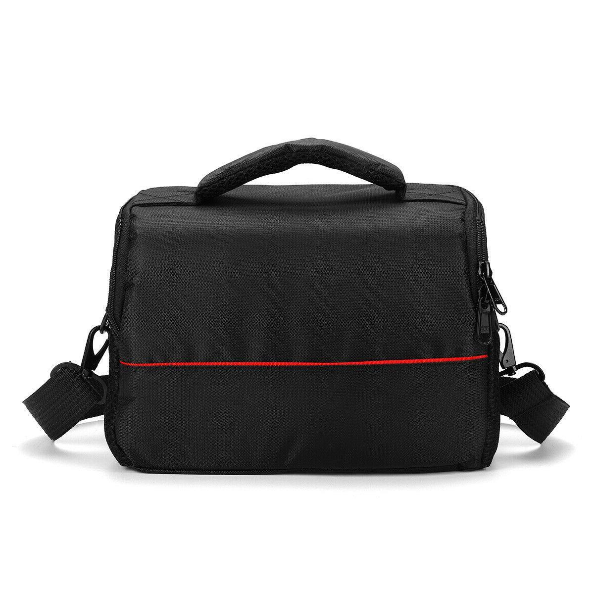 Digital Camera Bag Waterproof Canon Nikon DSLR
