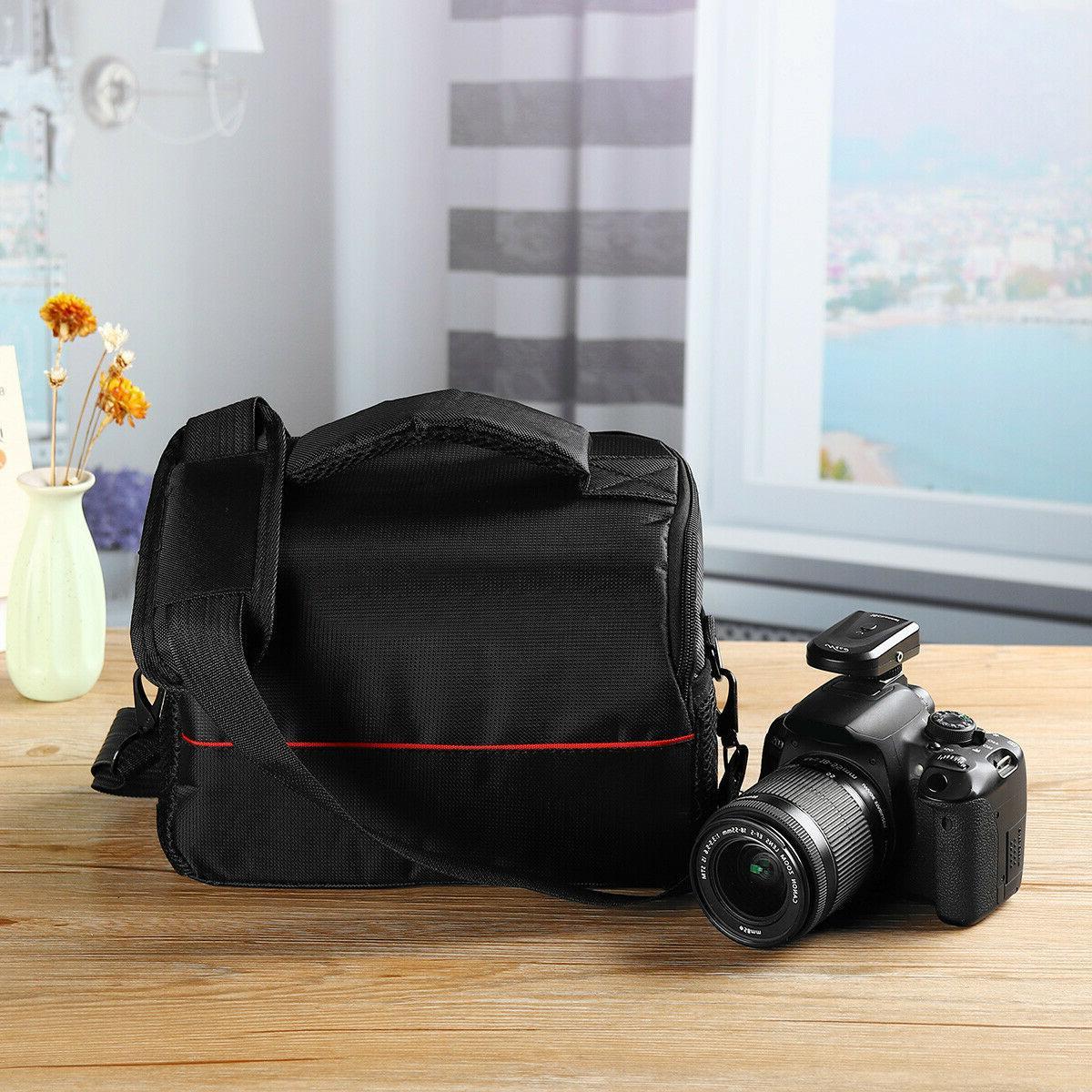 Digital Bag Backpack Waterproof Case Canon