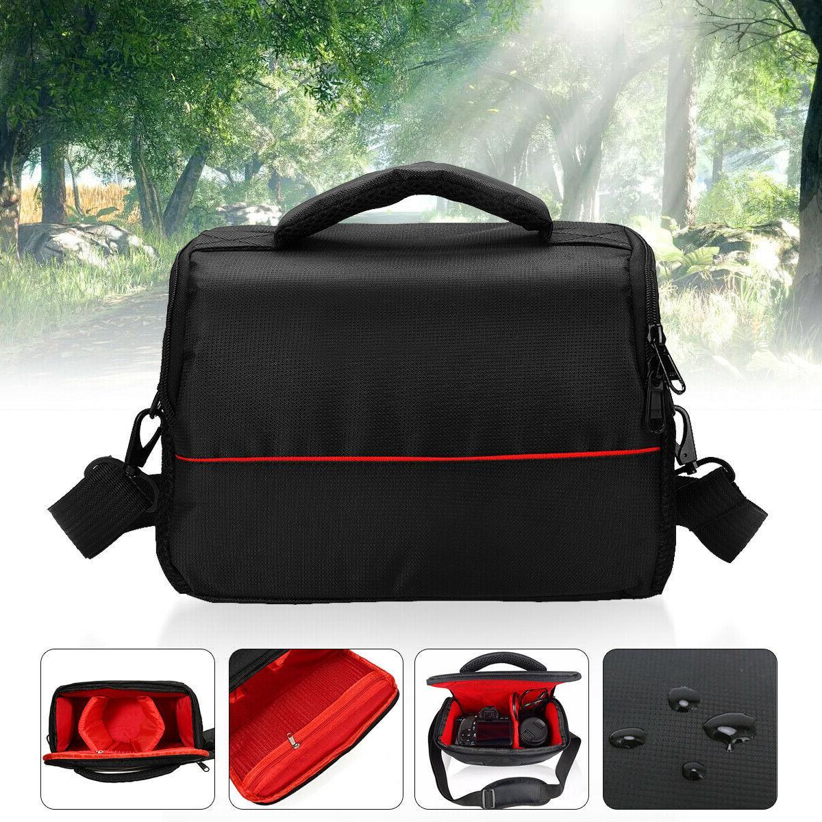 slr dslr digital camera backpack carry bag