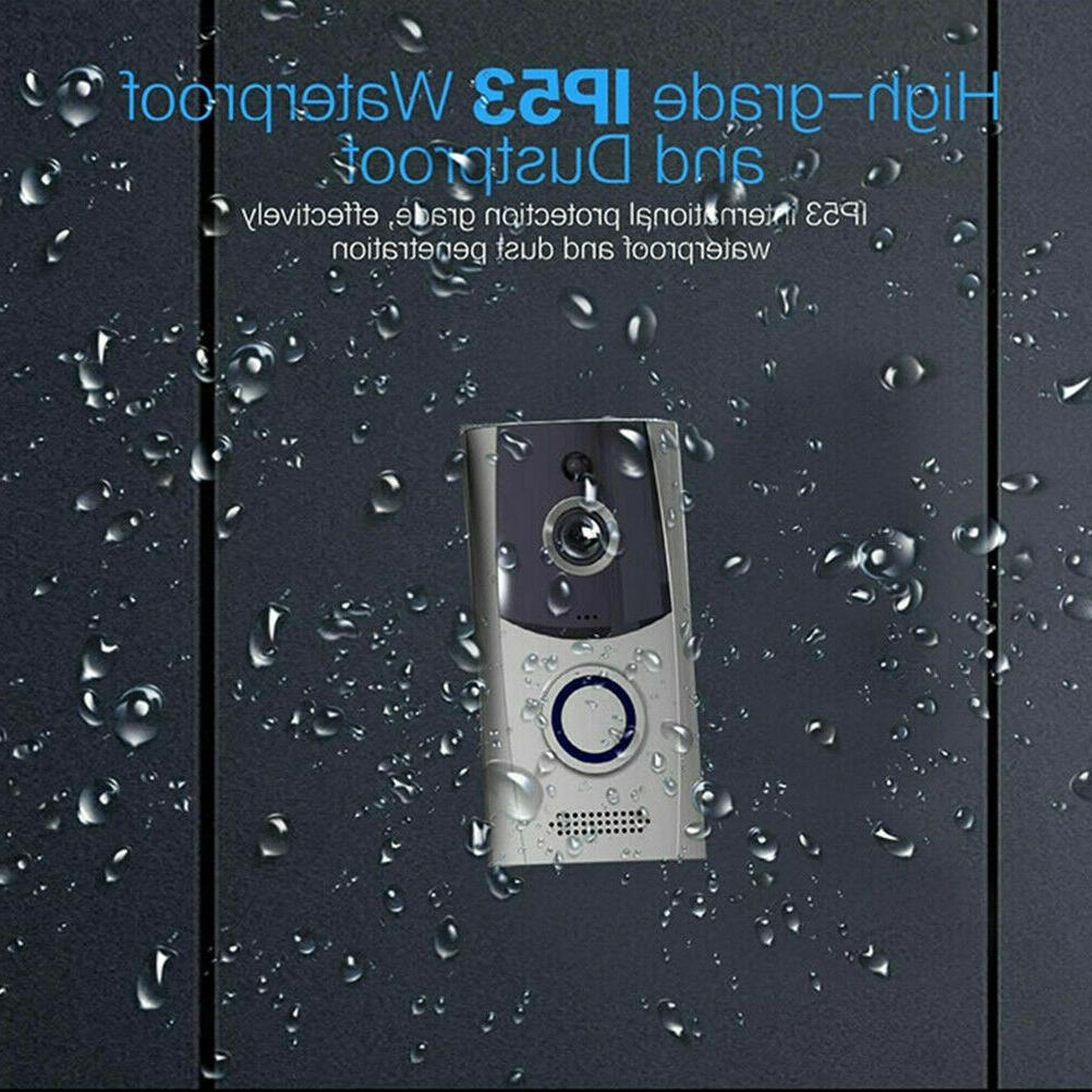 Smart Video Intercom Home Security Bell Waterproof