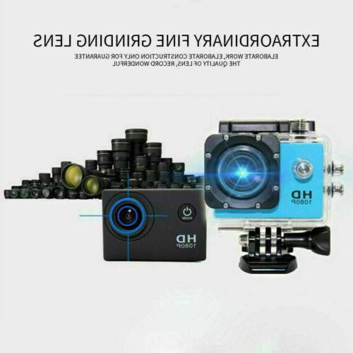 Sport Camera 4K Action Camera Camcorder