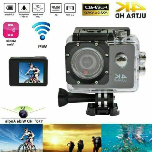 sport camera 4k wifi action camera dvr