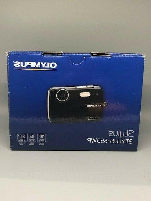 stylus 550wp 10mp waterproof digital camera