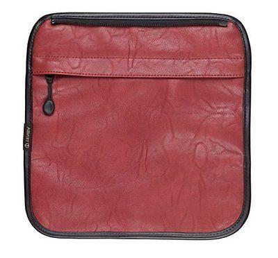 Tenba Switch 7 Interchangeable Flap - Brick Red Faux Leather